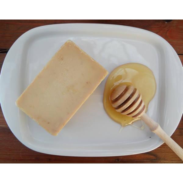Kézműves háziszappan natúr+méz - 80 g