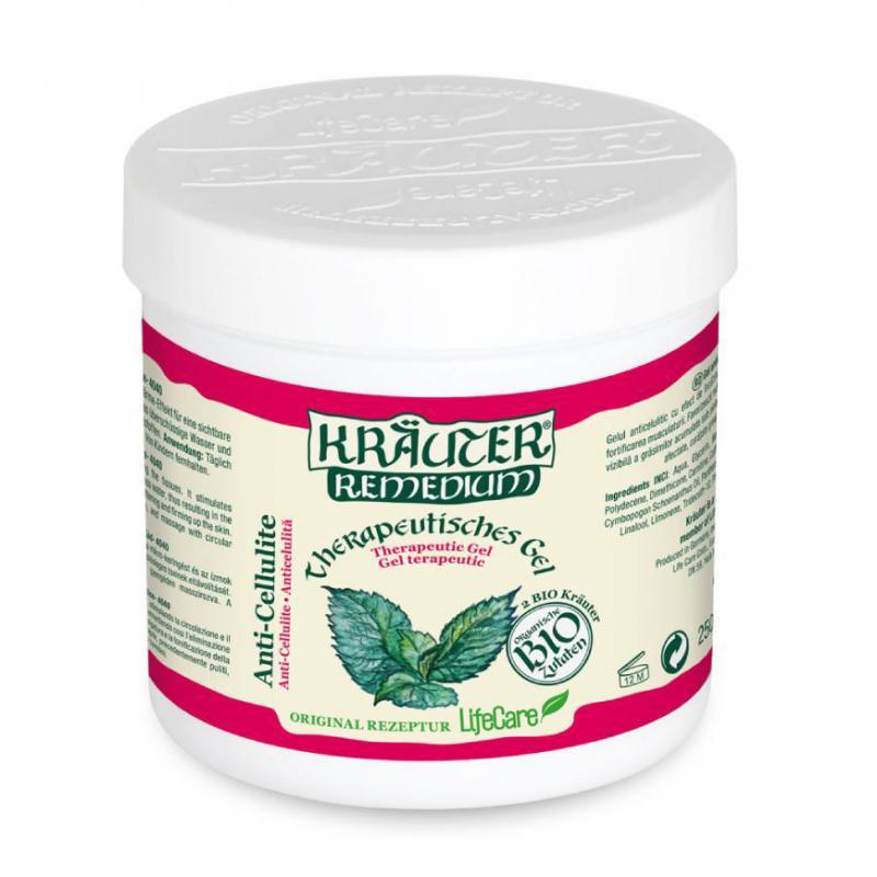Kräuter ® narancsbőr elleni mentás gél - 250 ml