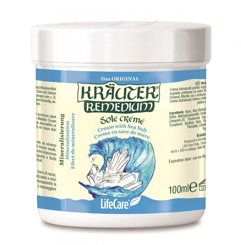 Kräuter® általános krém, tengeri sókkal - 100 ml