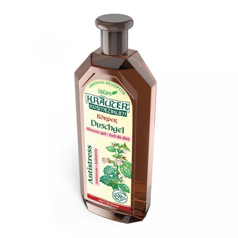 Kräuter® anti-stressz tusfürdő, BIO citromfűvel - 500 ml
