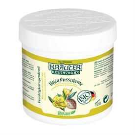 Kräuter® lábkrém karbamiddal és BIO gyógynövényekkel a tökéletes hidratálásért - 250 ml