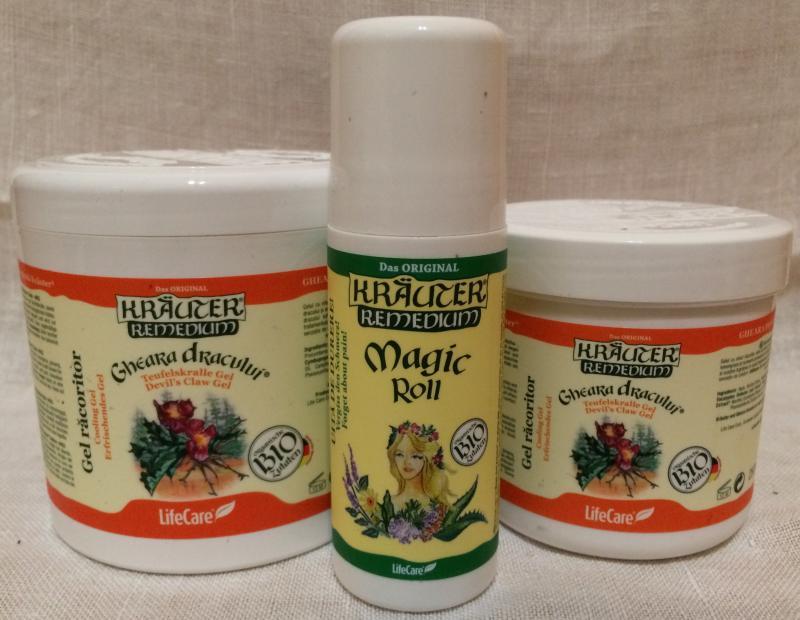 Kräuter® Ördögcsáklya csomag