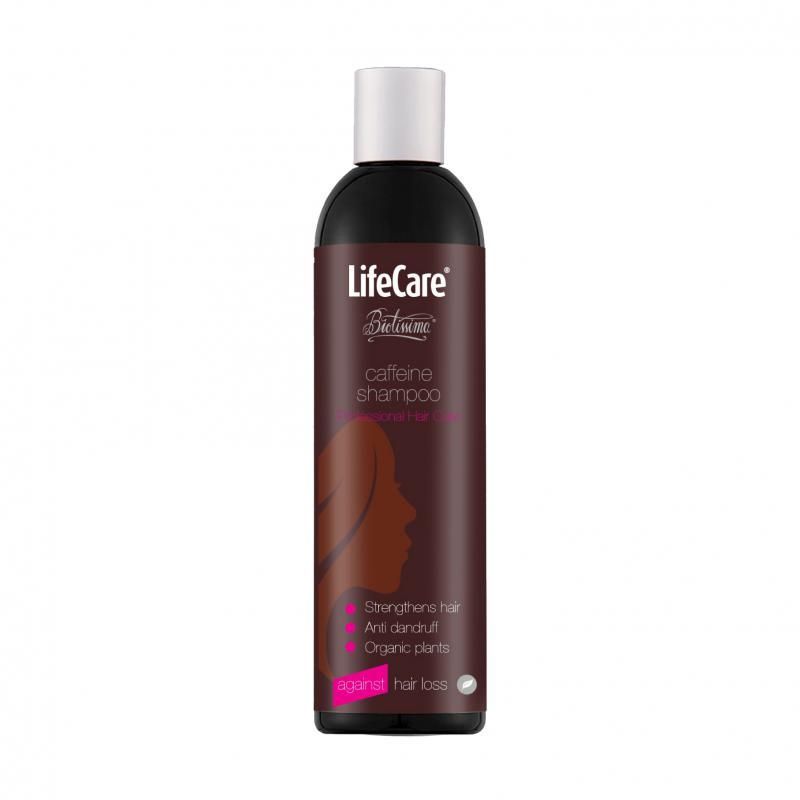 Kräuter® sampon koffeinnel és növényekkel korpásodás és hajhullás ellen