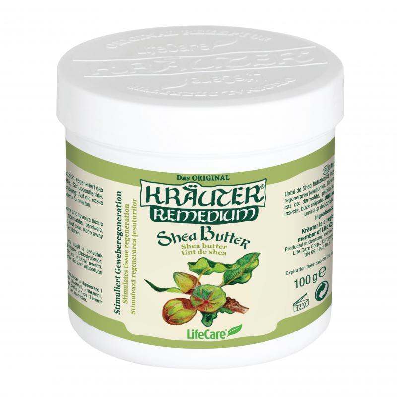 Kräuter® shea vaj - a szövetek regenerálódásának mestere - 100 g