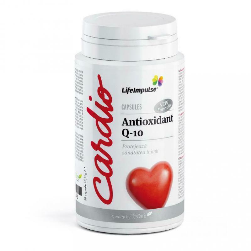 Life Impulse® Antioxidáns Q10 - új formula, még nagyobb hatás