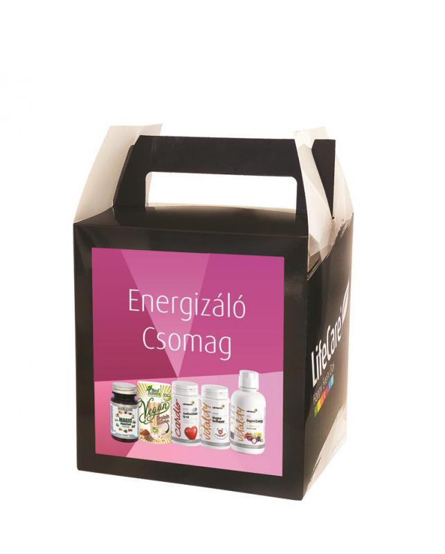 Life Impulse® Energy Csomag 30 napig