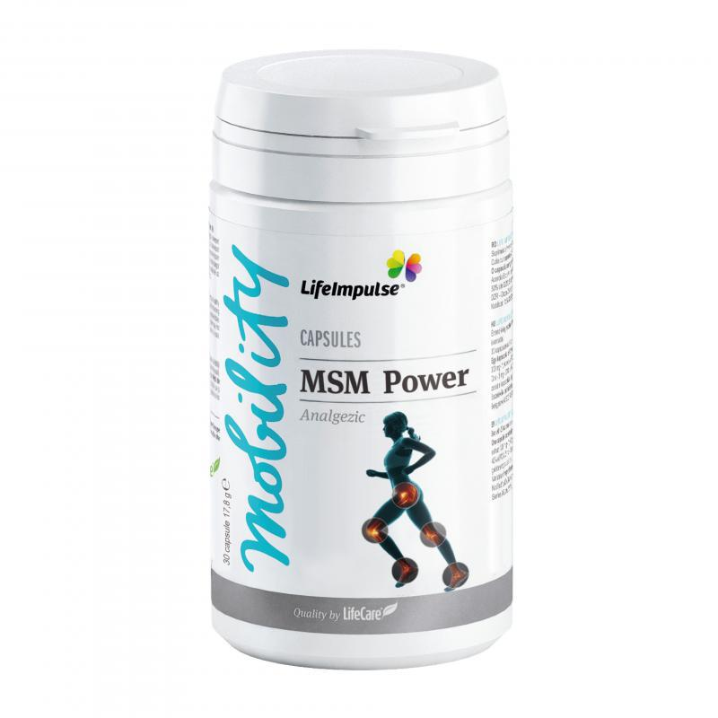 Life Impulse® MSM Power