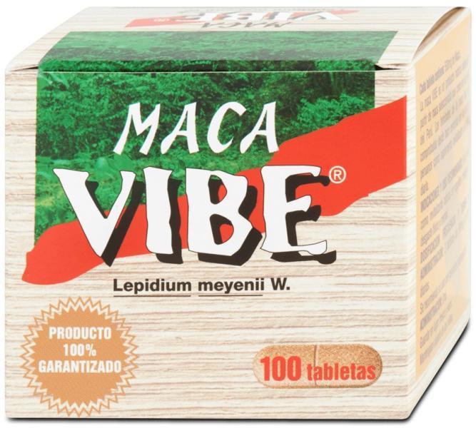 Maca Vibe Perui Zsázsa tabletta 100 db