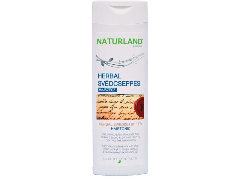 NATURLAND Herbal Svédcseppes hajszesz - 200 ml