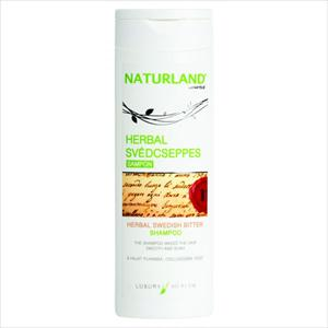 NATURLAND Herbal Svédcseppes sampon - 200 ml