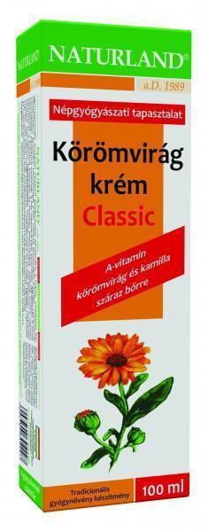 NATURLAND Körömvirág krém classic - 100 ml