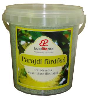Parajdi fürdősó eukaliptusz 1.0kg