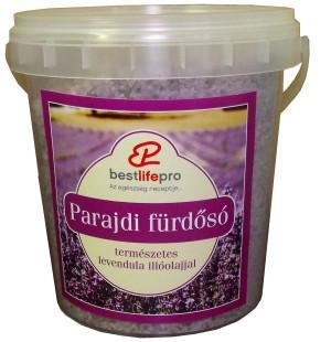 Parajdi fürdősó levendula 1.0kg