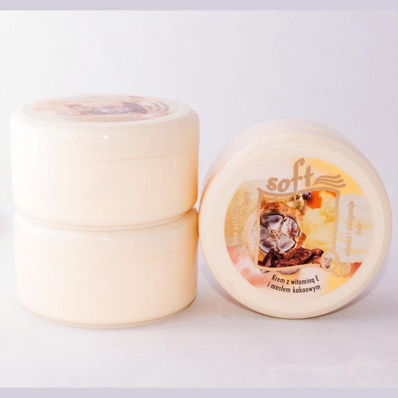 SOFT Q10 (arc és testkrém, félzsíros, kakaóvajjal) - 170 ml