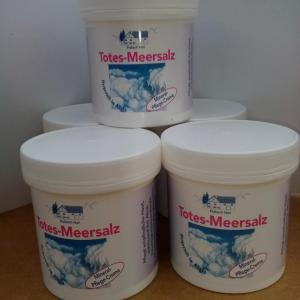 4+1 DB HOLT-TENGERI SÓ KRÉM bőrbetegségek kezelésére - 250 ml