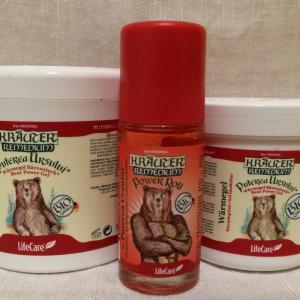 Kräuter® Medve Erő csomag