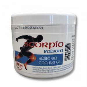 LÓBALZSAM  GÉL CHILIS (melegítő hatású) - 500 ml
