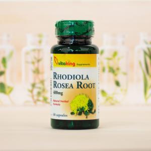Vitaking Aranygyökér (Rhodiola Rosea) - 60 szem