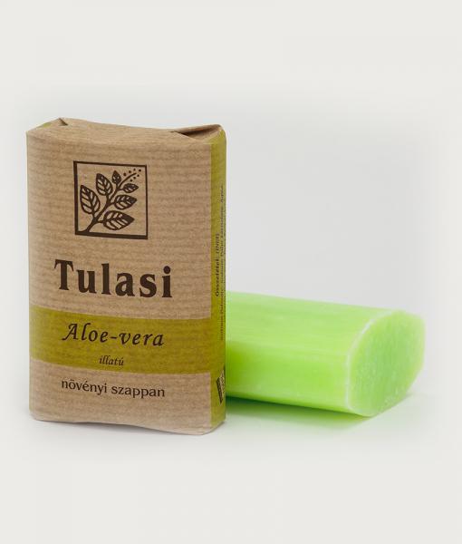Tulasi szappan aloe-vera - 100 g