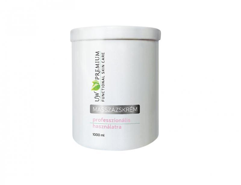 UW Premium Masszázskrém - 1000 ml