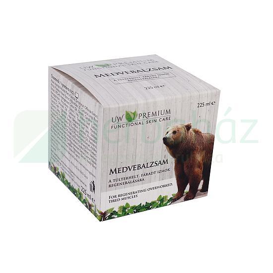 UW Premium Medvebalzsam - 225 ml