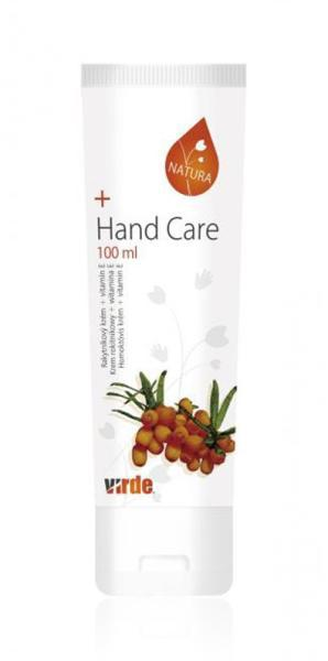 VIRDE Homoktövis kézkrém 100 ml