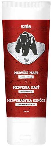 VIRDE Medvehagyma kenőcs 200 ml