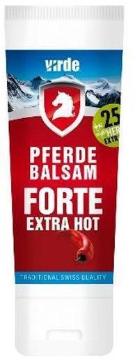 VIRDE Melegítő lóbalzsam forte hot 200 ml