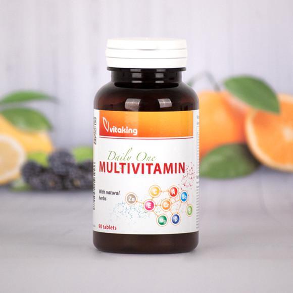 Vitaking Daily One multivitamin 90 szem