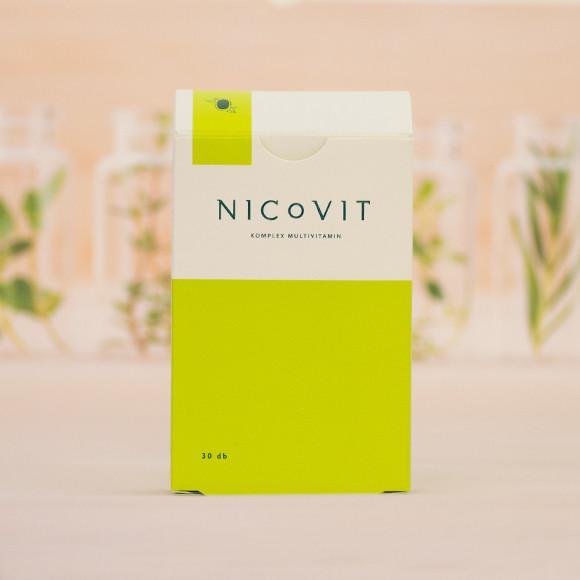 Vitaking Nicovit 30 szem