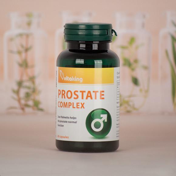 Vitaking Prostate Complex 60 szem
