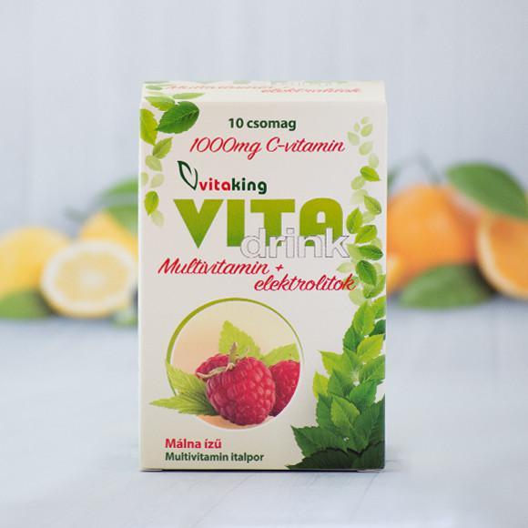 Vitaking VitaDrink 88 g 10 csomag