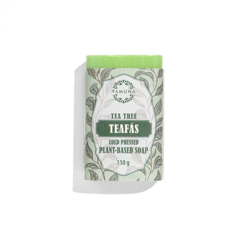 YAMUNA Teafás hidegen sajtolt szappan 110 g