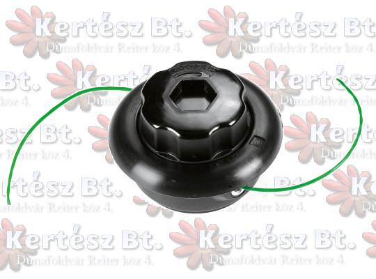 105mm, 2.0mm damil, anyás, 8x1.25 - 61062023