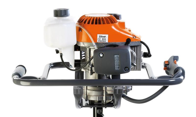 MTL 51 földfúró - Fúrószár és toldó adapter külön rendelhető!