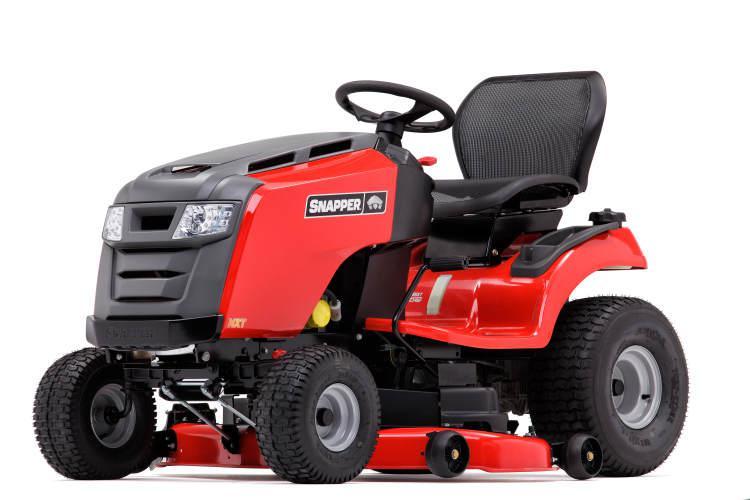 SNAPPER NXT 300 fűnyíró traktor - új generáció