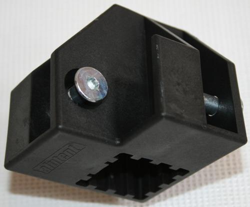 Sarok lábcsukló, (30x30mm)-es (Csúszó)
