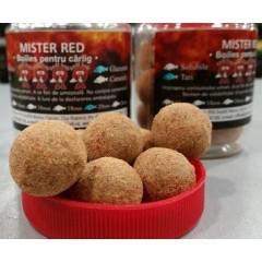 Dudi bojli Mister Red 1kg  20mm (főzött) (Tari)