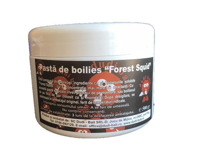 DUDI PASTA FOREST-SQUID 500G