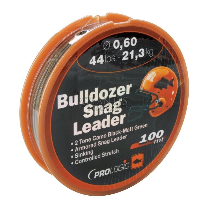 Prologic Bulldozer Snag Leader zsinór Ø0,40mm (44685)