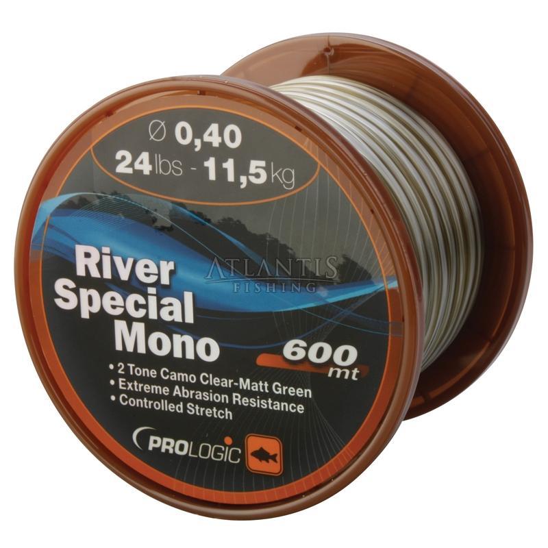 Prologic River Special Mono folyóvízi horgász zsinór Ø0,40mm (44676)