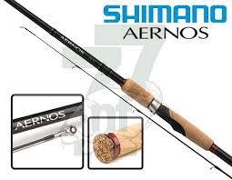 Shimano AERNOS Spinning 21H (SARNS21H) pergető bot 20-50g  Akciós a készlet erejéig!
