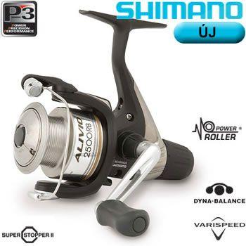 Shimano Alivio 4000RB  A készlet erejéig!