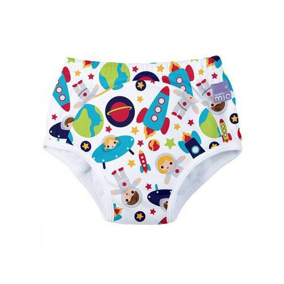 Bambino Mio leszoktatós textilpelenka mintás