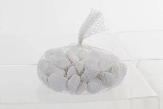 Dekor kő fehér márvány