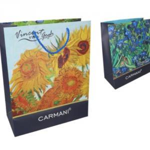 Ajándéktáska Van Gogh 26x32 cm