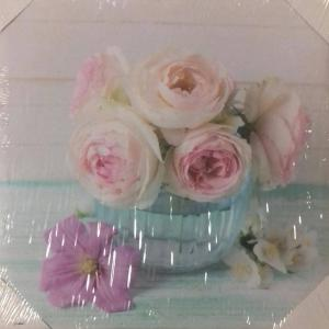 Kép rózsákkal