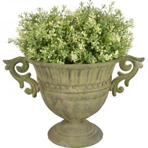 Váza marokkói arany fém