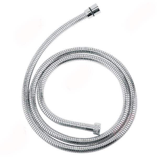 Csavarodásmentes fém zuhanygégecső 150 cm  W12