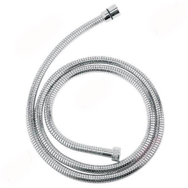 Csavarodásmentes fém zuhanygégecső 200 cm  W45